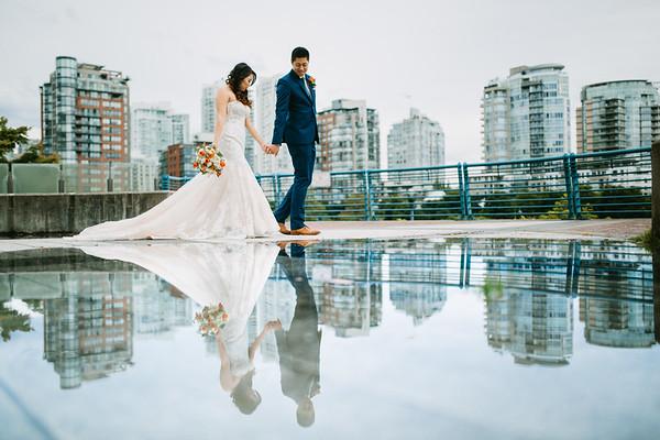 Alex & Rachel in Vancouver
