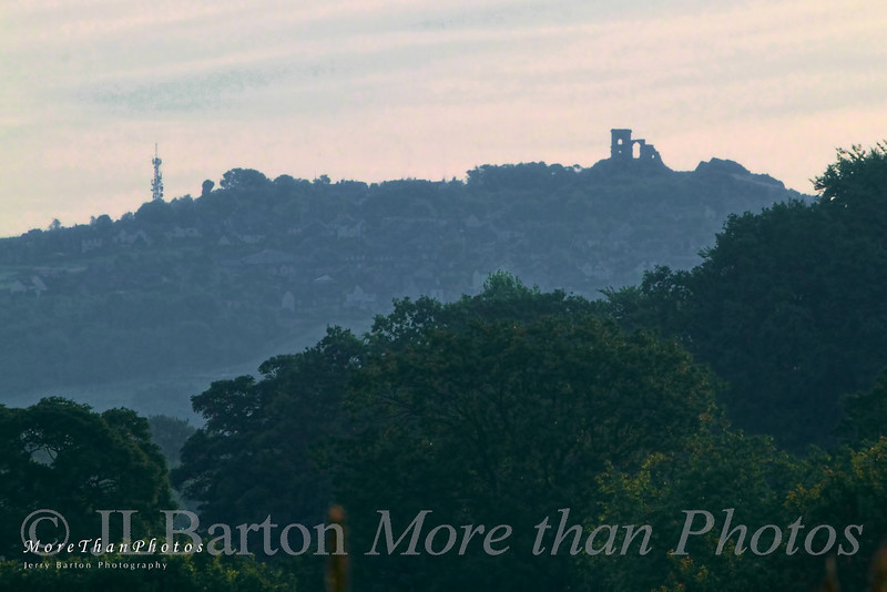 Macclesfield and the Mow Cop Folly