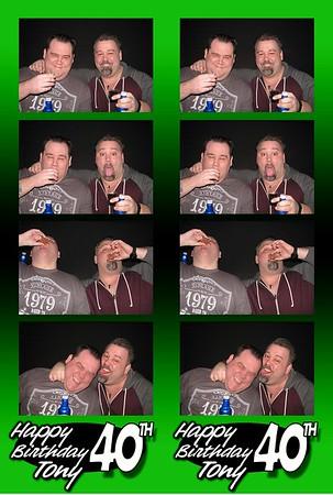 Tony's 40th Birthday Party