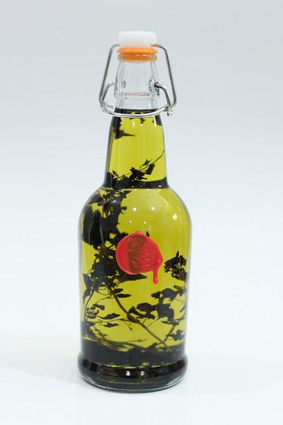 500 ml Oregano Infused Virgin Olive Oil $30