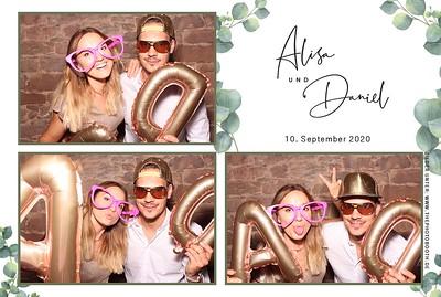 Alisa & Daniel