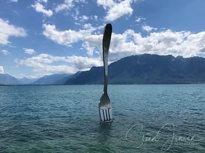 Vevey; Schweiz; CH,
