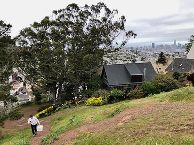 SF Urban Hike: Apr 4, 2020