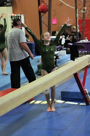 Summit Gymnastis : Session 3 : Level 6 / IPO