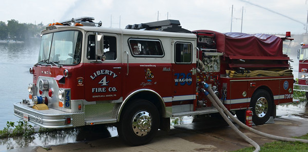Liberty Fire Co. # 4 of Schuylkill Haven