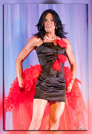 Miss Travesti Réunion 2012