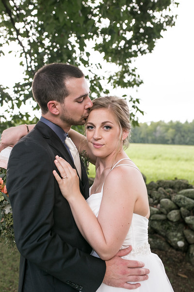 Jenna & Jamie's Rustic Berkshires Wedding