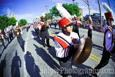 Kentucky Derby Festival Pegasus Parade 2010-15