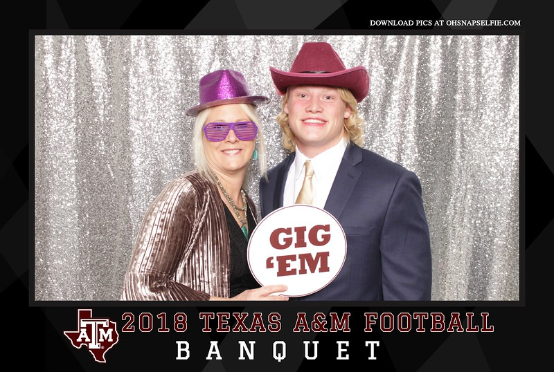 120218 - TAMU Football Banquet