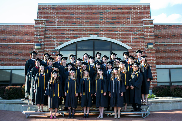 Williams Bay Graduation 2014