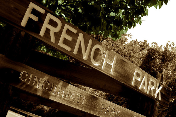 FRENCH PARK II, August 2010
