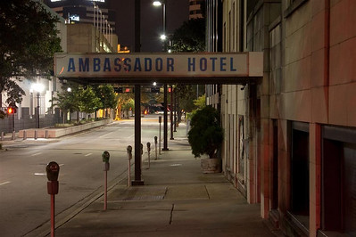 Inside Ambassador Hotel