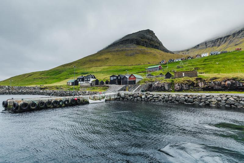 Syðradalur, Kalsoy, Faroe Islands