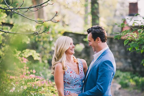 Allison and Zach