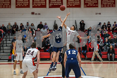 20190115 - Fair Haven @ Rutland - Boys Basketball