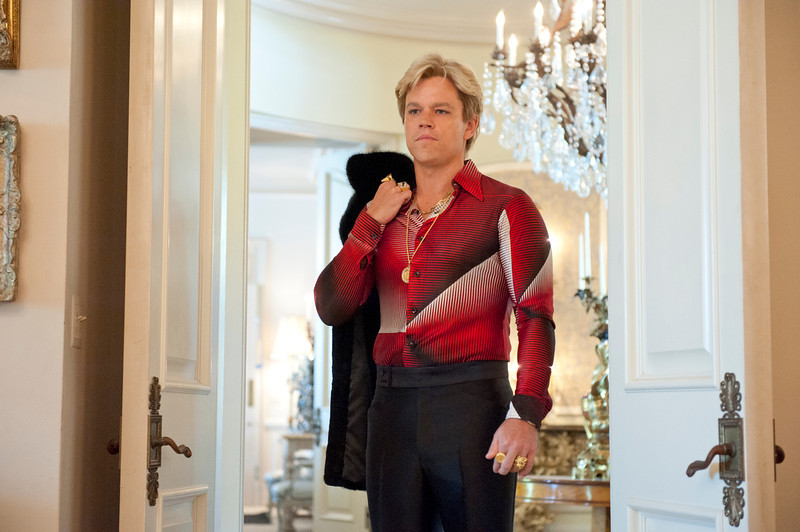 ". Matt Damon, ""Behind the Candelabra\"""