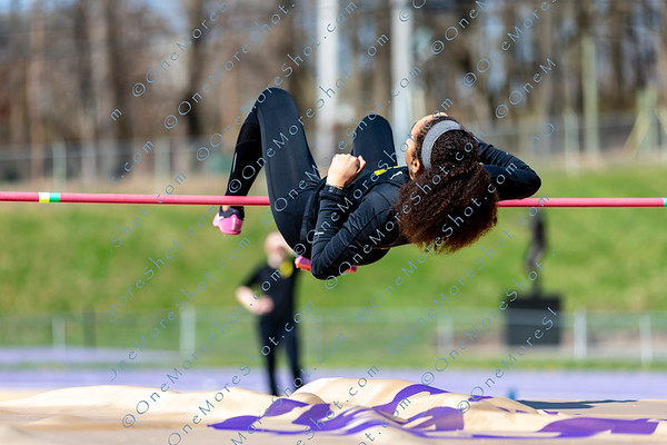Bill Butler Invitational Track meet at West Chester University 04/06/2019