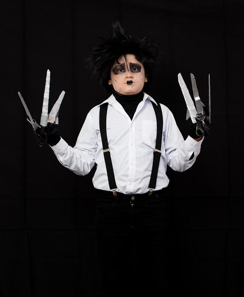 2018 Halloween Portraits