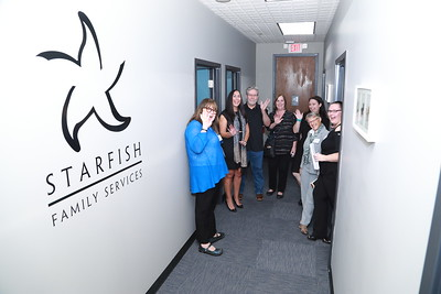 Starfish Family Services Dearborn Atrium 2018