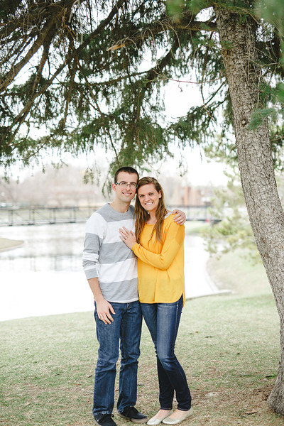 Liz + Ben Engagements