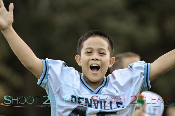 Sept 19 - Peewee Denville vs Hanover
