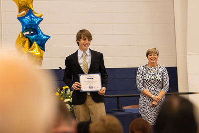 Middle School Recognition Assembly | Class of 2025