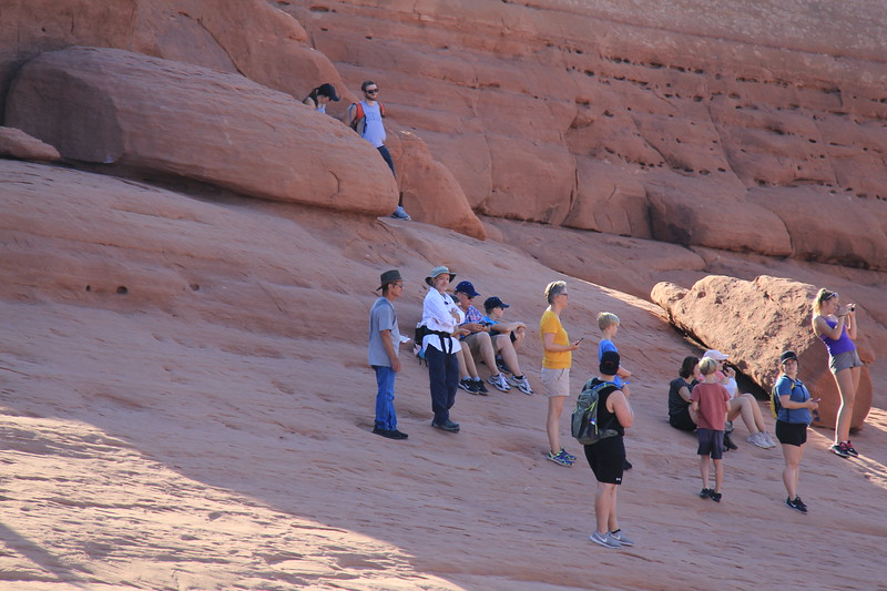 20180716-014 - Arches NP - Dad and Brian at Delicate Arch.JPG