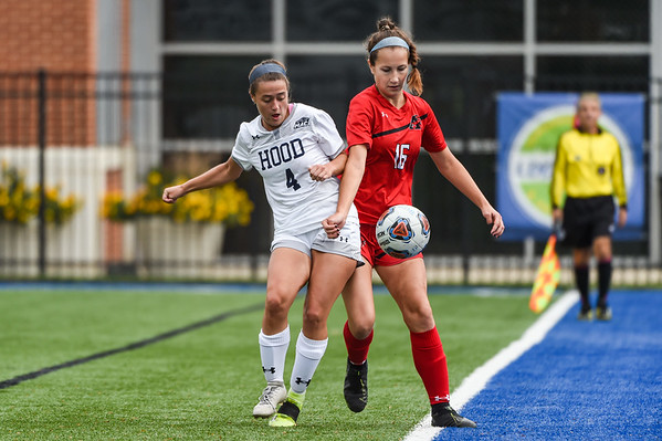 Hood v Albright - Women's Soccer - 10.09.21