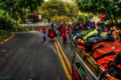 Hobgobblin Parade, 10-26-14
