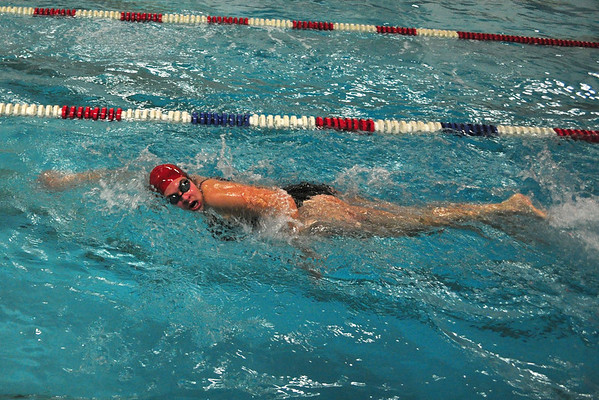 Hoosac Valley Swim Meet - 011014