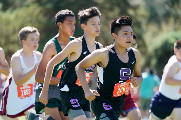 2019 Pacific Tiger Invitational Up and Coming Boys