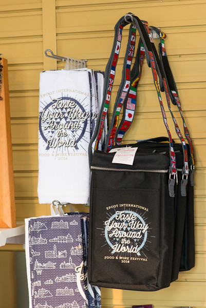 Messenger Bag - Epcot Food & Wine Festival 2016