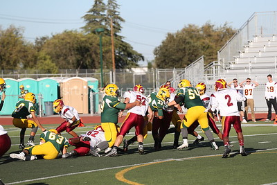Sophomores Liberty Lions at Tracy