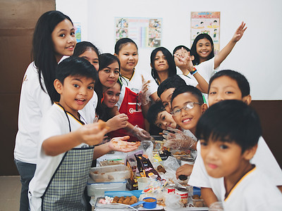 Images from folder Nutrition Month SY 2014-2015 Intermediate Grade School