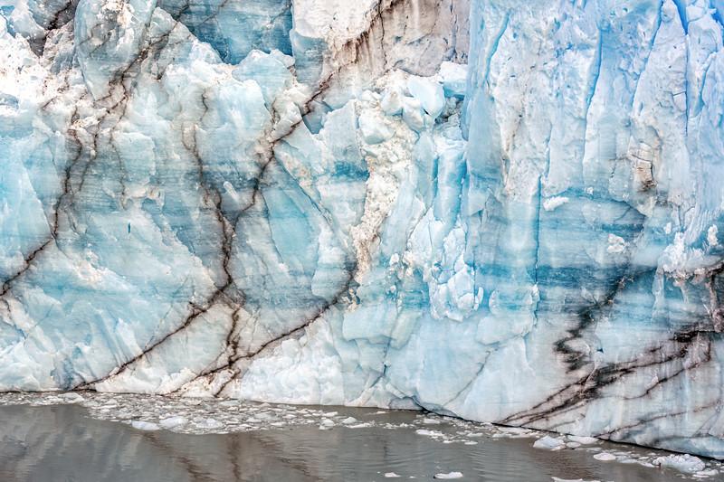 Blue Ice, Black Veins
