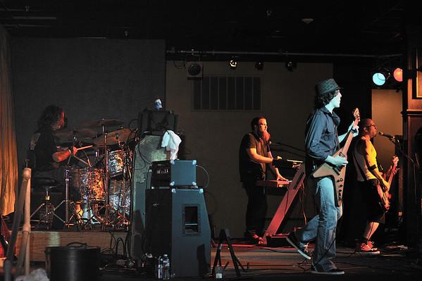 Live at The Gig on Crockett St. 4-2-2011