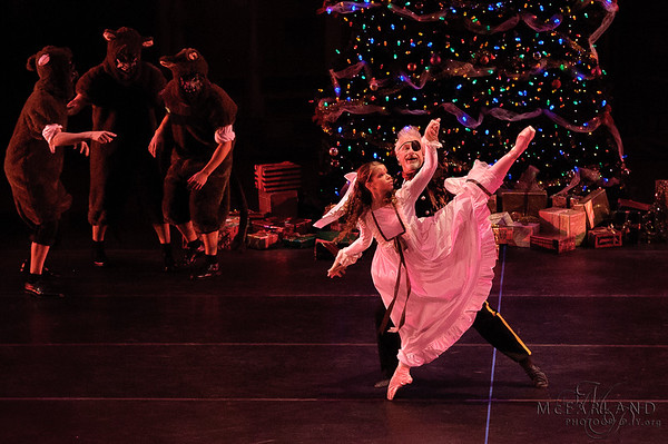 Asaph Dance Ensemble, 2011 Winter, Clara's Christmas