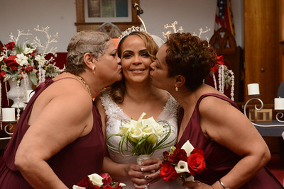 Morgan-Williams Wedding