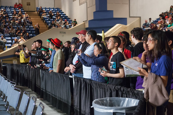 2015 Silicon Valley Regional FRC Tournament