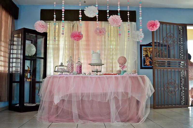 Paula Isabel's 1st Birthday Party
