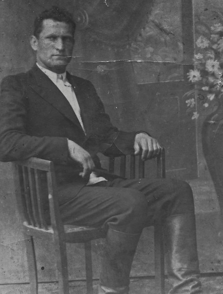 Nikolai Todositchuk - Kukawka, Ukraine - 1947 ?