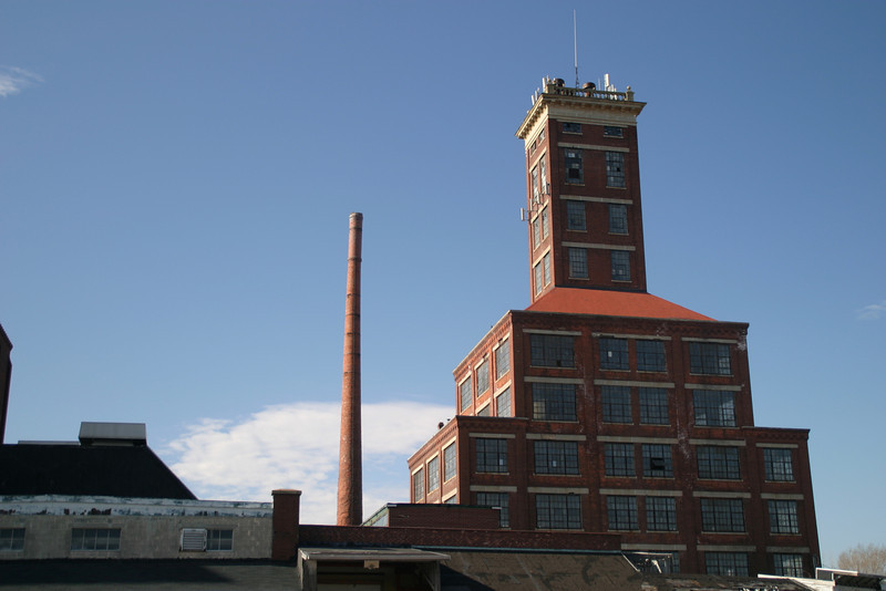 Shot Tower, Remington Arms