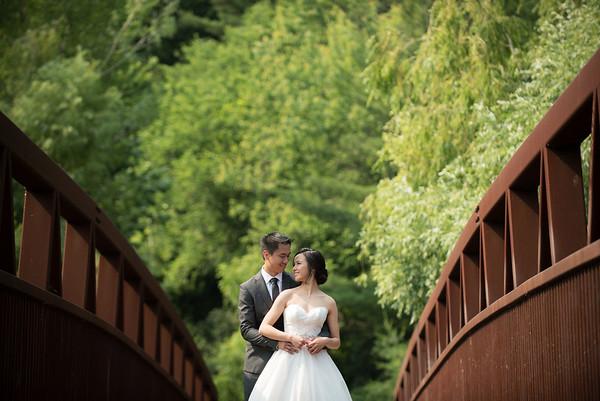 Karen and Scott's Wedding - Miller Lash House