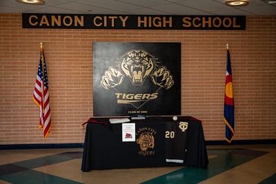 Lincoln Andrews NLI Signing