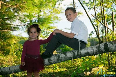 Weis family summer photo shoot