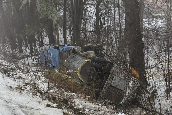 Crash on I-91 -022419