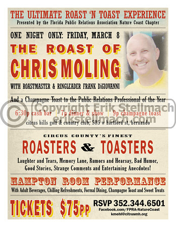 2013.03.08 Roast of Chris Moling