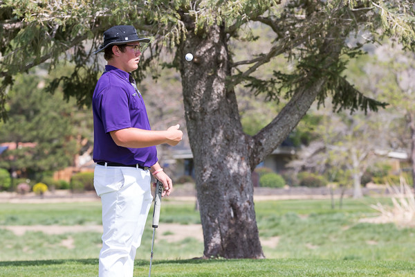 Spanish Springs HS Boys Golf 2016