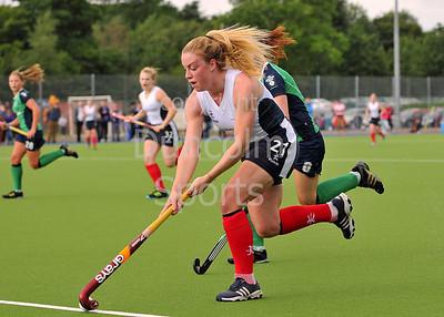 Scotland Women v Ireland 2012
