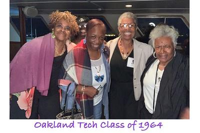 Oakland Tech Class of 1964 Reunion